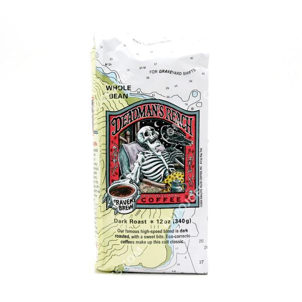 Raven's Brew Coffee Deadman's Reach 12 Oz.