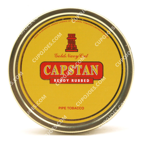Capstan Gold R.R. 1.75 Oz Tin