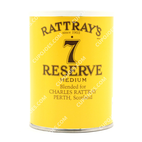 Rattray's 7 Reserve 100g Tin