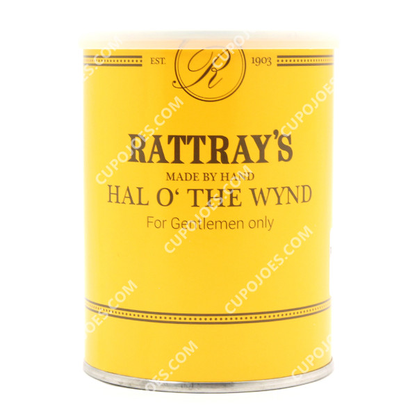 Rattray's Hal O' the Wynd 100g Tin