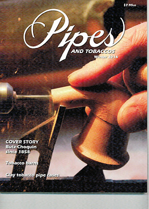 Pipes & Tobacco Magazine Winter 2014