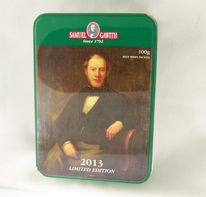 Samuel Gawith 2013 Limited Edition 100g tin