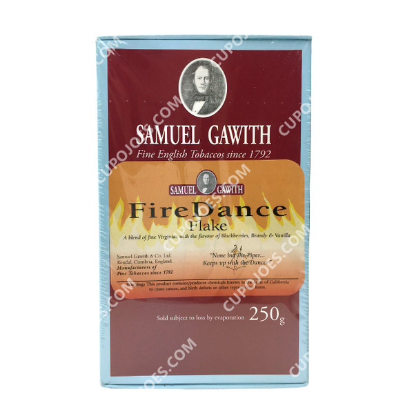 Samuel Gawith Fire Dance 250g Tin
