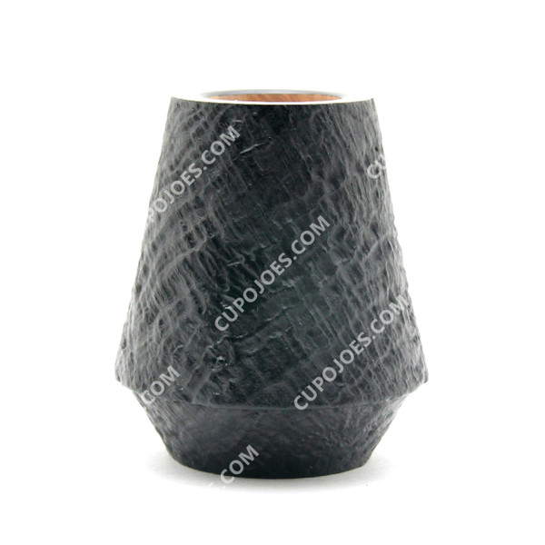 Radiator Pipe Bowl Black Sandblast Volcano
