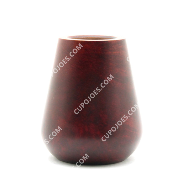 Radiator Pipe Bowl Red Smooth Brandy