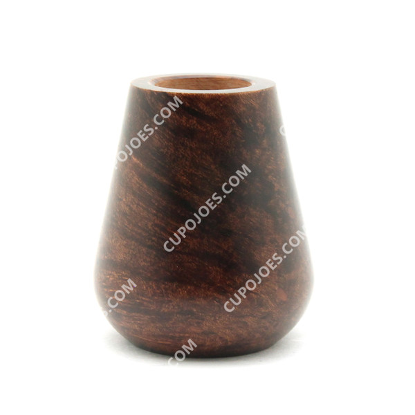 Radiator Pipe Bowl Brown Smooth Brandy