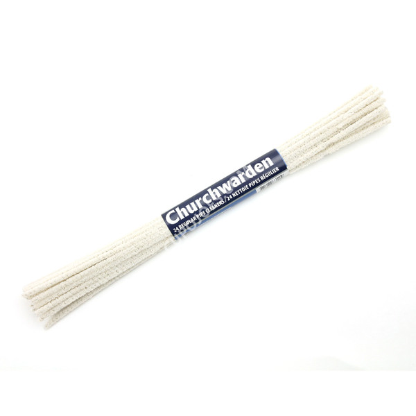 Brigham Churchwarden Pipe Cleaners Bundle of 24