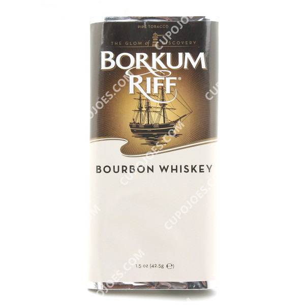 Borkum Riff Bourbon Whiskey 1.5 Oz Pouch