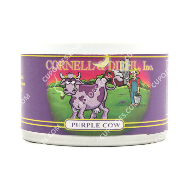 Cornell & Diehl Purple Cow 2 Oz Tin