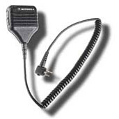 PMMN4013 This Remote Speaker Microphone features a 6-foot coiled cord assembly, swivel clip, quick disconnect latch and windporting capability.