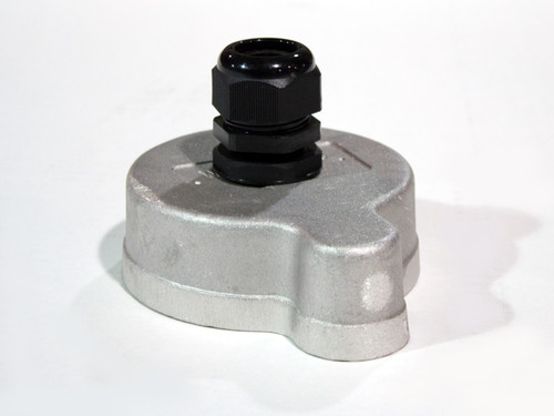 4-Inch Well Cap with EarthStraw Gripper