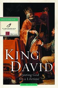King David: Trusting God for a Lifetime - ISBN: 9780877881650