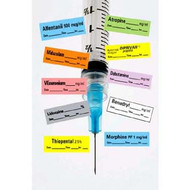 Anesthesia Drug Labels