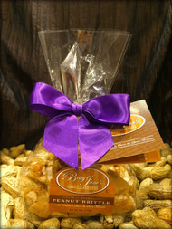 4oz Peanut Brittle