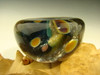 Glass Art Outer Space Paperweight Planet Moon  Lampwork Universe by K Talamas