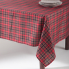 Tradition Highland Holiday Plaid Tablecloths