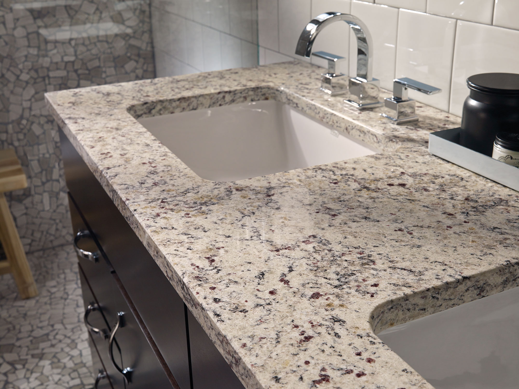 classic vanity inspiration - cardell cabinetry