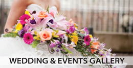 Wedding & Events Gallery