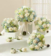 Bridal Party Personal Package - Blue