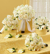 Bridal Party Personal Package - White