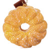 Brown Café De N French Cruller Strawberry Super Soft Squishy Cellphone Charms