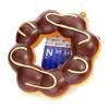 Café De N Chocolate Cream Pon de Ring Donut / Doughnut Super Soft Squishy Cellphone Charms