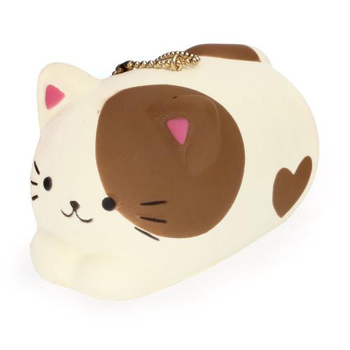 Cafe Sakura Animals Bread Orange Cat Donut or Doughnut Squishy cute wares