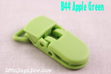 B44 KAM plastic resin dummy clips 2cm Who Says Sew