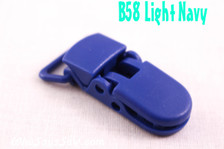 B58 KAM plastic resin dummy clips 2cm Who Says Sew