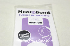 Heat'N Bond/HeatnBond Heavy Weight Iron-On Fusible Interfacing