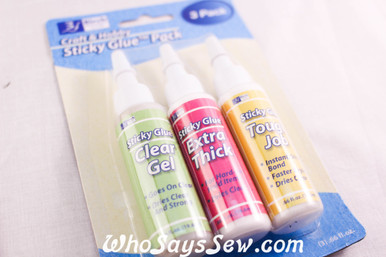Craft & Hobby Sticky Glue Pack.