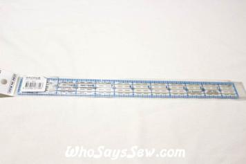"""Standard Quilt Ruler 1""""x 12"""""""