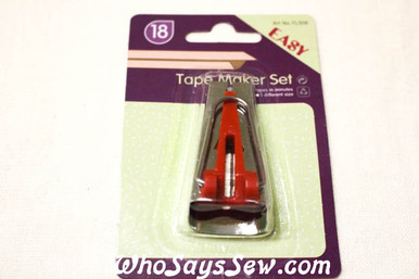 Bias Tape Maker- 18mm