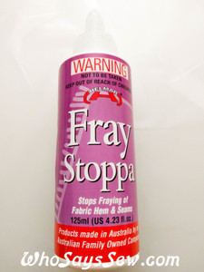 Helmar Fray Stoppa 50ml/125ml- Australian Made