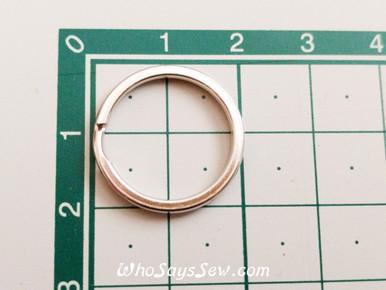 2cm split rings