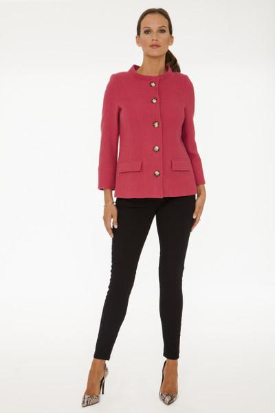 Martine French Rose Jacket