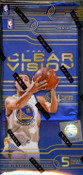 2015/16 Panini Clear Vision Basketball Hobby Box