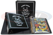 "BCW 3"" Album - Comic Book Album - Black"