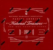 2015/16 Panini National Treasures Basketball Hobby Box