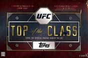 2016 Topps UFC Top of Class Hobby Box
