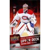 2015/16 Upper Deck Series 1 Hockey Hobby Box
