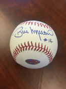 BILL MELTON - Chicago White Sox - AUTOGRAPHED BASEBALL