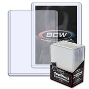 BCW 3x4 Topload Card Holder - Standard