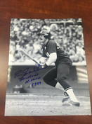 ERIC SODERHOLM - Chicago White Sox - AUTOGRAPHED 8x10