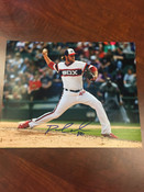 DANIEL WEBB - Chicago White Sox - AUTOGRAPHED 8x10