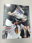 COLIN FRASER - Chicago Blackhawks - AUTOGRAPHED 8x10