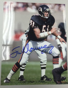 JIM MORRISSEY - Chicago Bears - AUTOGRAPHED 8x10 (Running)