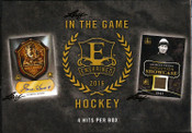 2015/16 Leaf Enshrined Hockey Hobby Box