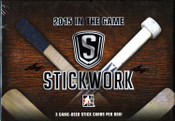 2015/16 In the Game ITG Stickwork Hockey Hobby Box