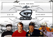 2015/16 Leaf Genesis Hockey Hobby Box